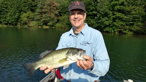 for Keystone lake fishing report