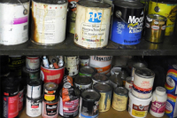 Carters Home Downsizing Paint Disposal
