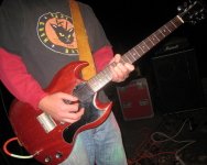 Carters Home Downsizing 1965 Gibson guitar