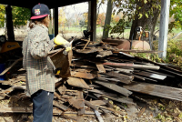 Recycling Barn Wood