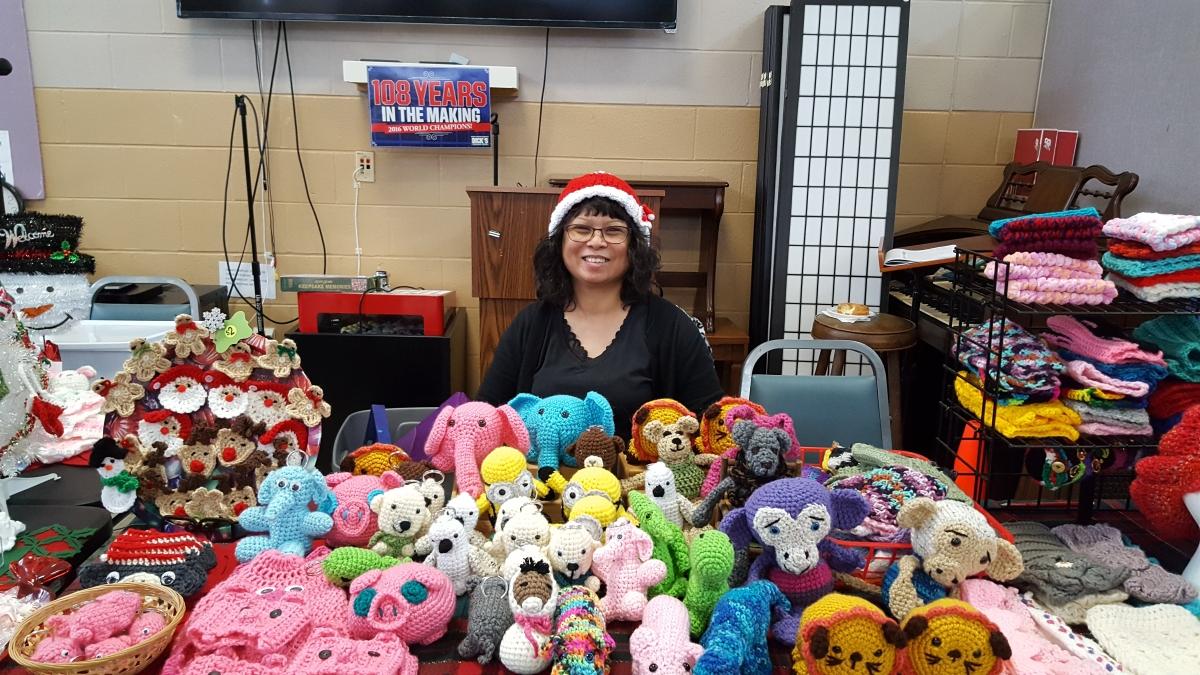 Oswego Senior Center Craft Show
