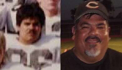 After all the pictures of Willard Reaves and Stan Gill and all the other rivalry greats posted on the Facebook page THIS is the most popular to date of Coco coach Michael Alarcon from 1986 and 2012