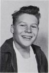 This is the earliest picture I could find of Bulldog as a pup freshman at Flag High 1961