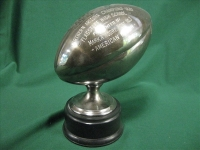 The 1935 Northern Conference championship trophy is NOT a state title trophy