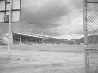 Lumberjack Stadium circa 1968