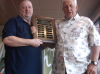 Its not the Bill Epperson Award until Bill Epperson has his hands on it