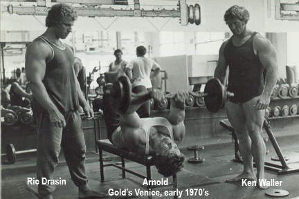 Ric Drasin Bodybuilder and Wrestler | 432 x 288 jpeg 149kB