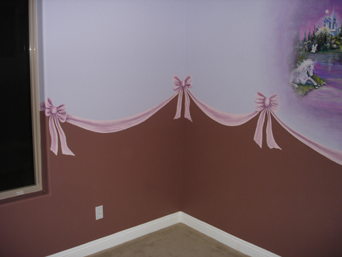 Pink Ribbon Border